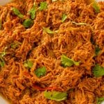 Instant Pot Shredded Tandoori Chicken